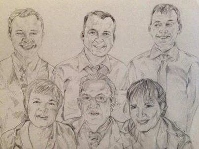 Quinn Family Portrait
