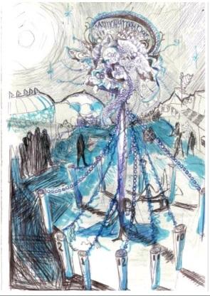 Artists Impression - Memory Maypole (Amy)