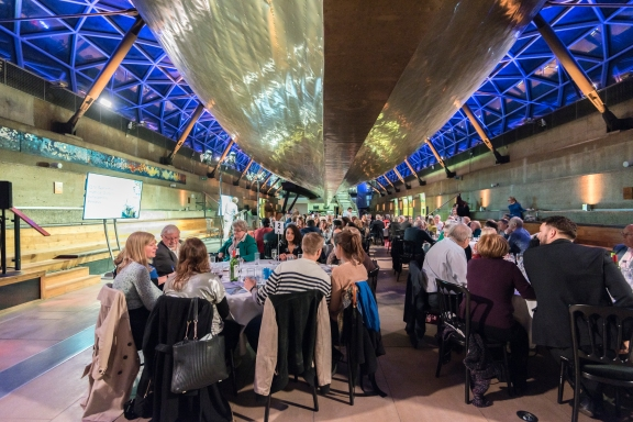 Cutty Sark 150 Challenge part of a year of celebration of Cutty Sark's 150th anniversary interactive quiz style challenge with Jon Culshaw on 2nd April 2019 onboard the Cutty Sark.